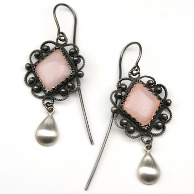 earrings_silverenamel